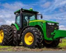 Tractor 8295r - 295 HP - John Deere