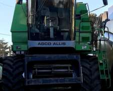 Cosechadora Agco Allis Optima