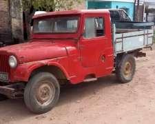 Liquido Jeep IKA Papeles Completos.