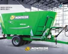 Mixer Montecor MVD 25/1 Af-flex