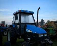 New Holland TL 75 con 3 Puntos