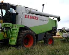 Cosechadora Claas Lexion 550 T.simple Plat 35 P 2005