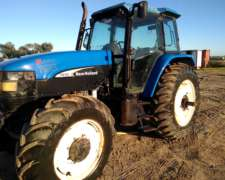 New Holland TM 125 - 3000 Hs Reparado - Oferta Contado