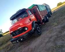 Mercedes 1114 Mod 80 con Mecanica 1620 con DIF de Ford Cargo