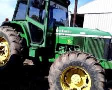 Tractor John Deere 6605 - 2003
