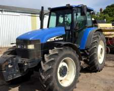 New Holland TM 135 DT C/tres Puntos y Cabina Original