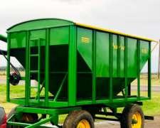 Tolva para Semilla y Fertilizante de 10 TN