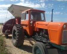 Tractor Fiat 650 en Tandil