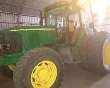 Tractor John Deere 7515 DT año 2007