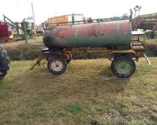 Cisterna 3000 Litros HAY 3 en Stock