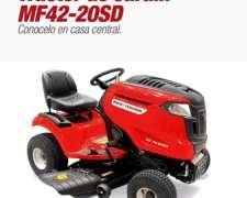 Tractor de Jardín MF 42-20 SD - Nuevo - Entrega Inmediata