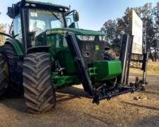 Rolos Pisa Rastrojos para Tractores John Deere
