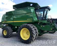John Deere 9670sts Con 2100hs - Financiacion