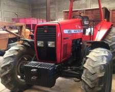 Tractor M Ferguson 650 Advance 2004-toma Fza- Doble Cdo-