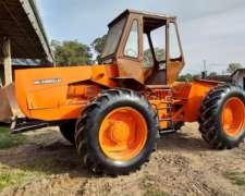 Tractor Zanello Doble Tracción.