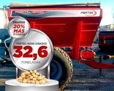 Fertilizadora Fertec 6000 Serie 3