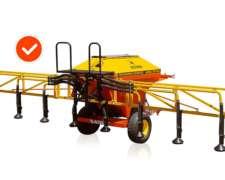 Fertilizadora / Sembradora Neumática de Arrastre - HP 2000