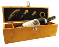 Caja De Vino Para Una Botella Sv_ss302