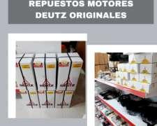 Repuestos Deutz Originales Cotización Whatsapp 2302-618020