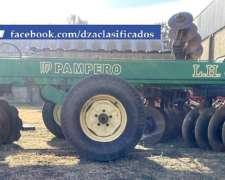 Rastra de Disco Pampero L.h. 4 Alas.