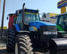 New Holland TM7040 - 2010