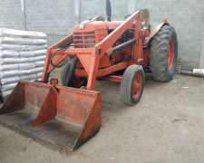 Tractor Fiat 60 con Pala Frontal
