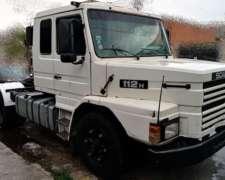 Scania 112 H Modelo 1988