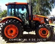 Tractor Zanello Ecoline 4110 4X4 110hp - 9 de Julio