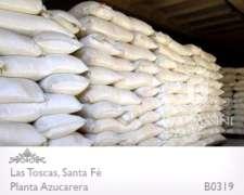 Planta Azucarera En Producción, Las Toscas, Santa Fé