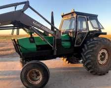 Tractor Deutz AX100 con Pala y Pinche. Excelente Estado