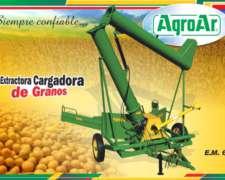 Extractora de Granos Agroar E.m. 602
