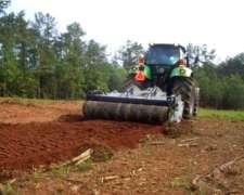 Fresadora - Trituradora Forestal FAE SSH