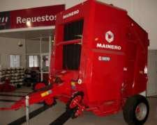 Rotoenfardadora Mainero 5870 Full (precio Promocional)