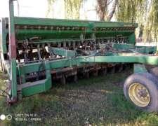 J Deere 750 24 Lineas a 19 cm // con Alfalfero y Monitor