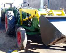 Deutz A65 con Pala Frontal
