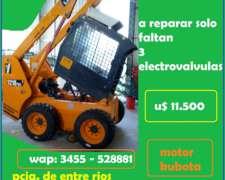 Liquido a Reparar Minicargadora Liangong 3210 año 2011