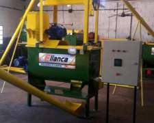 Planta Procesadora De Alimentos Balanceados Eléctrica