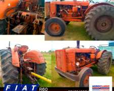 Tractor Fiat R60 Usado