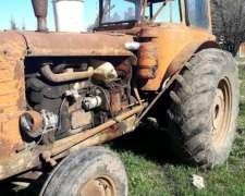 Vendo Tractor FR60 con Comando Hidraulico