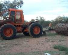 Tractor Zanello 4.200 C/rolo Post Desmonte