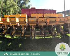 Sembradora Usada Agrometal TX 9 a 52