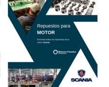 Repuestos Para Motores Scania