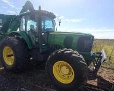 Tractor John Deere 7515, año 2006