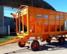 Tolva Semilla Fertilizante 12tn con Chimango Directo Fabrica
