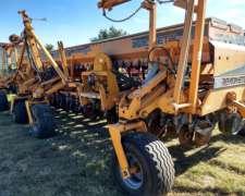 Sembradora Agrometal TX Mega 18/52 - Doble Fertilización