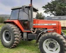 Tractor Massey Ferguson 630 DT, Balcarce