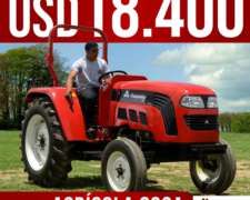 Tractor Nuevo Hanomag 600 a - Traccion 4x2- 60hp