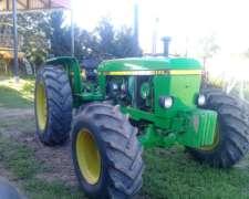 Tractor John Deere 3550 Embrague Independiente