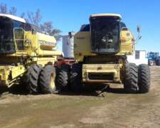 New Holland Tc 57 Con Duales
