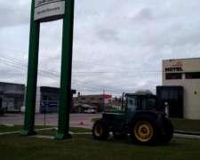 Tractor 6605 John Deere 2004
